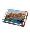 Trefl Puzzle Benátky - Kanál Grande 1000 dílků v krabici 40x27x6cm