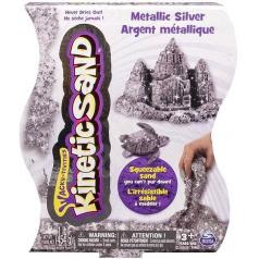 Kinetic Sand (kinetický písek) - Metalický písek 454 g