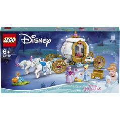 LEGO Popoluška a kráľovský kočiar