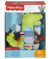Fisher Price KROKODÝLEK S AKTIVITAMI (V KRABICI)
