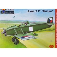 Kovozávody Prostějov Avia BH-11 Military