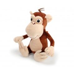 Dickie Statočná autíčka Plyšový opičák