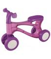 Lena Dětské odrážedlo - Rolocykl růžový dívčí