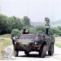 Revell Plastic ModelKit military 03136 - Scout car Fennek (1:72)