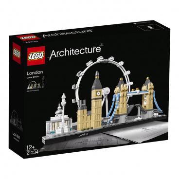 LEGO Architekt LEGO Architecture 21034 Londýn