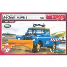 SEVA Vista Technic Service