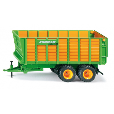 SIKU Farmer - Silážní vůz Joskin 1:32 316x161x94 mm