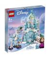 LEGO Disney 43172 Elsa a její kouzelný ledový palác