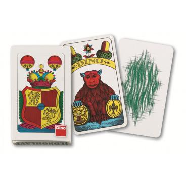 Dino Hry Dino Jednohlavé karty