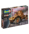 Revell 03259 Plastic ModelKit military - Armoured Scout Vehicle P 204 (f) (1:35)