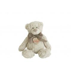 Lumpin Medvěd Spencer s mašlí, malý