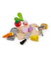 Hape Kuchyňský set se zeleninou