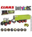 Happy People RC Claas Axion + Claas Cargos