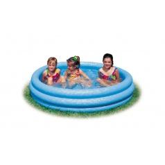 Intex Bazén nafukovací 3 komory 114x25cm