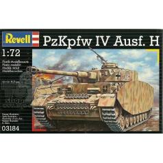 Revell 03184 Plastic ModelKit tank 03184 - PzKpfw. IV Ausf.H (1:72)