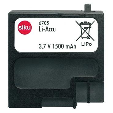 SIKU Control - RC poháněcí baterie 120x90x35 mm