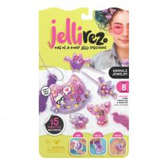 TM Toys Jelli Rez - základný set na výrobu bižutérie zvieratká