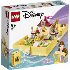 Lego Disney 43177 Bella a její pohádková kniha dobrodružství