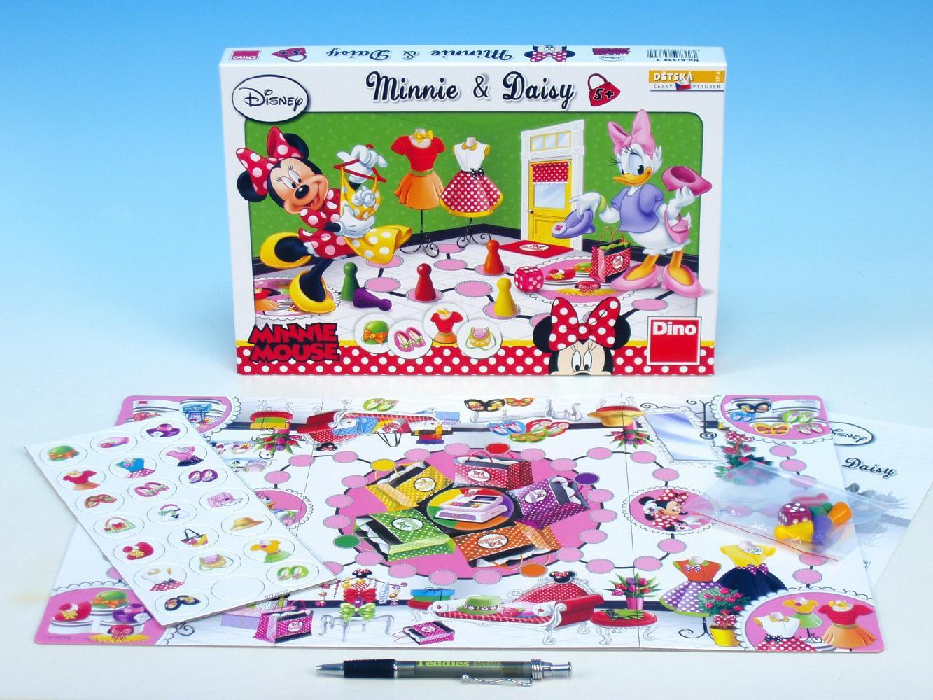 WD Minnie & Daisy  hra