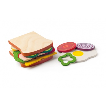 Woody 91171 Připrav si svůj sendvič