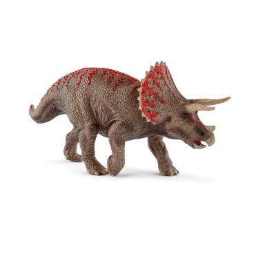 Schleich 15000 Prehistorické zvířátko - Triceratops