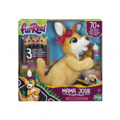 Hasbro Fur Real Friends Klokanica Josefínka