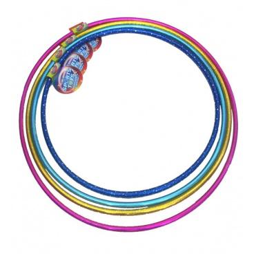 Mac Toys Hulahop perleťový, různé průměry a barvy
