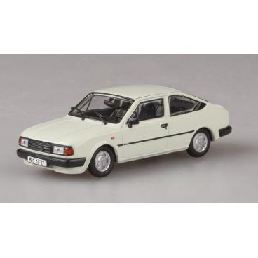 ABREX Škoda Rapid 136 (1987) 1:43 - Bílá Ledová