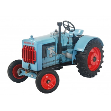 Kovap 0366 Traktor Wikov 25 - kovový model na klíček