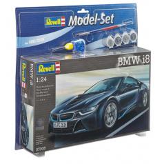 Revell ModelSet auto 67008 - BMW i8 (1:24)