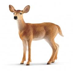 Schleich 14819 Zvířátko - Laň jelena běloocasého