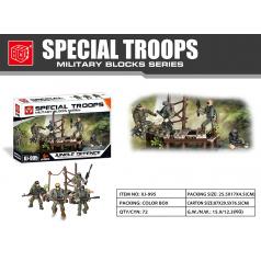 Mac Toys Vojenská stavebnice
