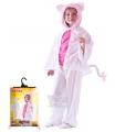 Dětský karnevalový kostým kočka - plášť