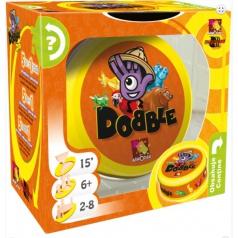 ADC Blackfire Dobble ZOO - postřehová rodinná hra