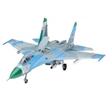 Revell Plastic ModelKit letadlo 03948 - Su-27 Flanker (1:144)