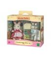 """Sylvanian Families 2202 Nábytek """"chocolate"""" králíků - mamka u ledničky"""