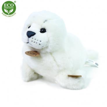 Rappa Plyšový tuleň 30 cm ECO-FRIENDLY