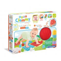 Clementoni Clemmy baby - senzorické podložky s kostkami