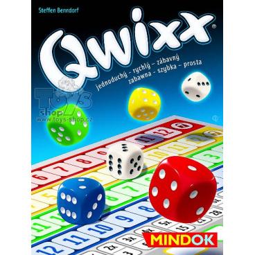 Mindok hra Qwixx
