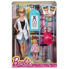 Mattel Barbie POVOLÁNÍ HERNÍ SET S PANENKOU ASST DHB63