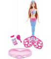 Mattel Barbie Bublinková mořská panna CFF49