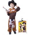 Dětský karnevalový kostým  Kovboj  velikost S