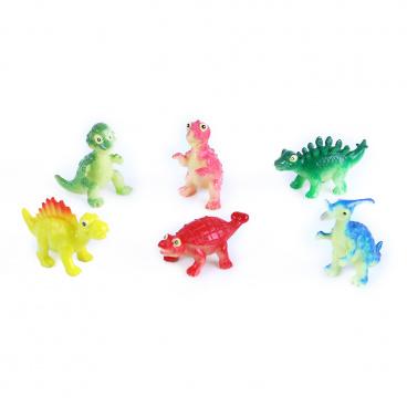 rappa hračky dinosauři, 6ks