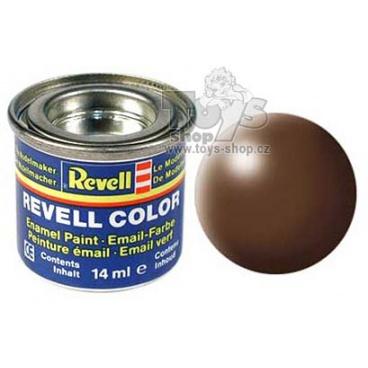 Revell emailová barva 32381 hedvábná hnědá