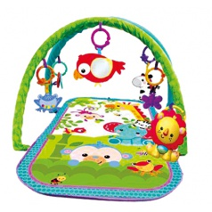 Fisher Price CHP85 HRACÍ DEČKA RAINFOREST FRIENDS