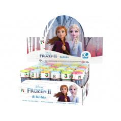 Dulcop Bublifuk Frozen II 60 ml (dis. 36)