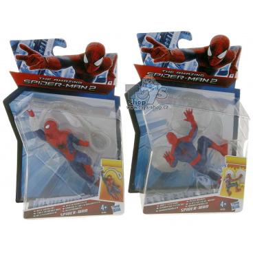 Hasbro Spiderman figurka na pavučině