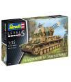 Revell Plastic ModelKit military 03296 - Flakpanzer IV Wirbelwind (1:35)
