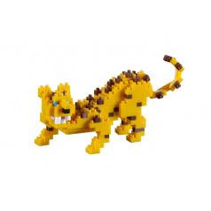 Brixies stavebnice Leopard