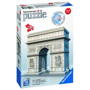 Ravensburger Vítězný oblouk  216 dílků, 3D puzzle